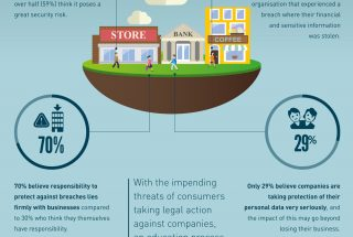 Infographic design for Gemalto on customer research